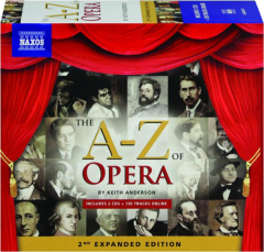 THE A-Z OF OPERA, 2ND EDITION