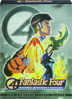 FANTASTIC FOUR--World's Greatest Heroes: The Complete First Season