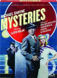 MICHAEL SHAYNE MYSTERIES, VOLUME 1