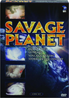 SAVAGE PLANET: Deadly Skies / Extremes / Volcanic Killers / Storms of the Century