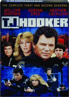 T.J. HOOKER: The Complete First and Second Seasons