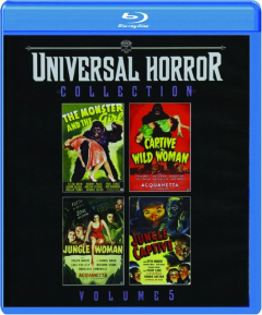 UNIVERSAL HORROR COLLECTION, VOLUME 5