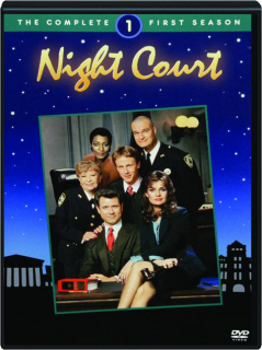 NIGHT COURT: The Complete First Season