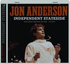 JON ANDERSON: Independent Stateside