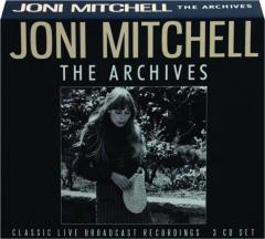 JONI MITCHELL: The Archives