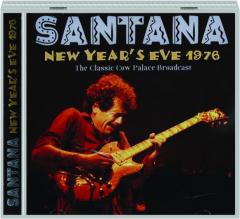 SANTANA: New Year's Eve 1976