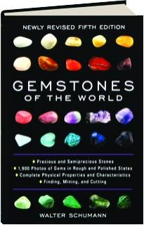 GEMSTONES OF THE WORLD, REVISED FIFTH EDITION