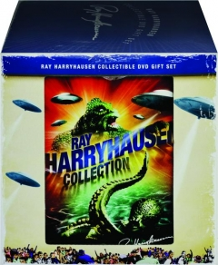 RAY HARRYHAUSEN COLLECTIBLE DVD GIFT SET
