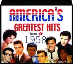 AMERICA'S GREATEST HITS, VOLUME 9, 1958