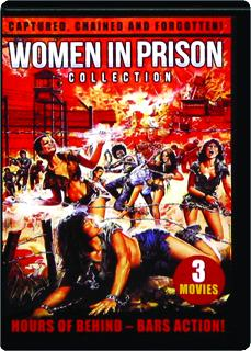 WOMEN IN PRISON COLLECTION: 3 Movies