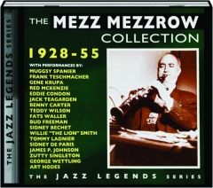 THE MEZZ MEZZROW COLLECTION, 1928-55