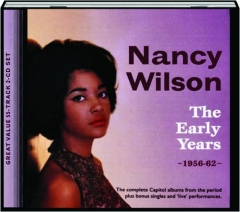 NANCY WILSON: The Early Years 1956-62