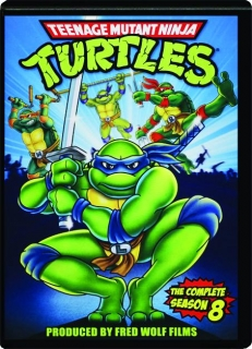 TEENAGE MUTANT NINJA TURTLES: The Complete Season 8