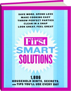 FIRST FOR WOMEN SMART SOLUTIONS