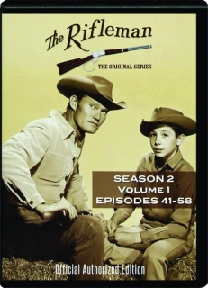 THE RIFLEMAN: Season 2, Volume 1