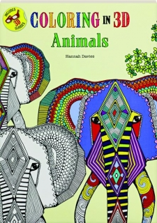 ANIMALS: Coloring in 3D