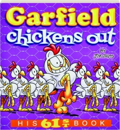 <I>GARFIELD</I> CHICKENS OUT