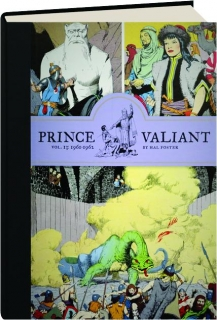PRINCE VALIANT, VOL. 13, 1961-1962