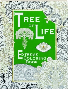 TREE OF LIFE: Extreme Coloring Book