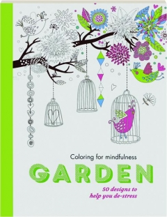 GARDEN: Coloring for Mindfulness
