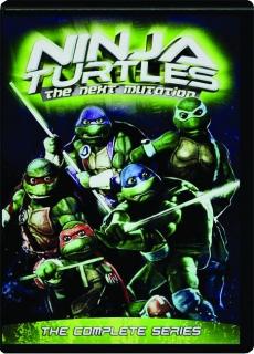 NINJA TURTLES--THE NEXT MUTATION: The Complete Series