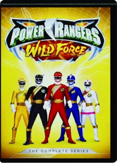 POWER RANGERS--WILD FORCE: The Complete Series