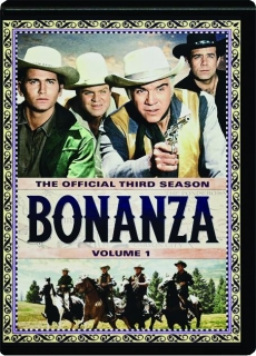BONANZA, VOLUME 1: The Official Third Season