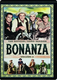 BONANZA, VOLUME 2: The Official Third Season