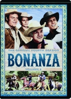 BONANZA, VOLUME 2: The Official Fourth Season
