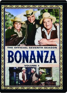 BONANZA, VOLUME 1: The Official Seventh Season