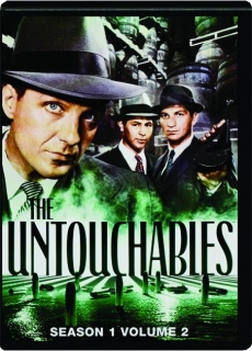THE UNTOUCHABLES, VOLUME 2: Season 1