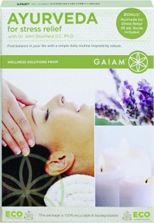 AYURVEDA FOR STRESS RELIEF