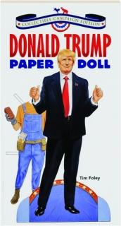 DONALD TRUMP PAPER DOLL