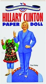 HILLARY CLINTON PAPER DOLL