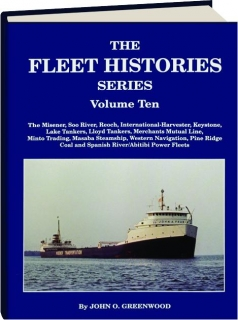 THE FLEET HISTORIES SERIES, VOLUME TEN