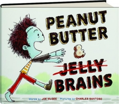 PEANUT BUTTER & BRAINS