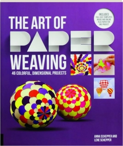 THE ART OF PAPER WEAVING