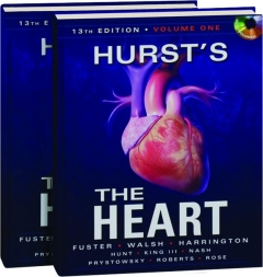 HURST'S THE HEART, THIRTEENTH EDITION