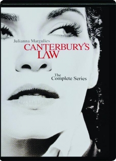 CANTERBURY'S LAW: The Complete Series