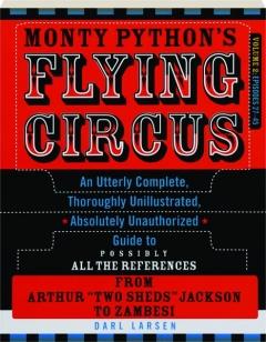 <I>MONTY PYTHON'S FLYING CIRCUS</I>, VOLUME 2, EPISODES 27-45