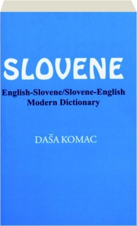 ENGLISH-SLOVENE / SLOVENE-ENGLISH MODERN DICTIONARY