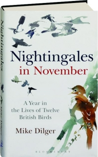 NIGHTINGALES IN NOVEMBER: A Year in the Lives of Twelve British Birds