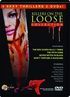 KILLERS ON THE LOOSE COLLECTION