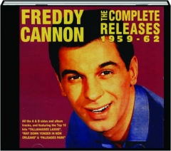 FREDDY CANNON: The Complete Releases 1959-62