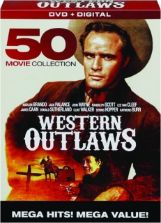 WESTERN OUTLAWS: 50 Movie Collection