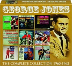 GEORGE JONES: The Complete Collection 1960-1962