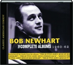 BOB NEWHART: The Complete Albums 1960-62