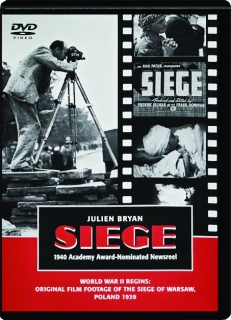 SIEGE: 1940 Academy Award-Nominated Newsreel