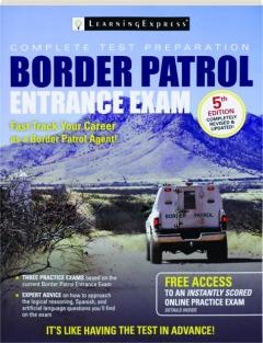 BORDER PATROL ENTRANCE EXAM, 5TH EDITION REVISED