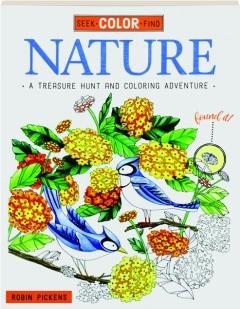 NATURE: Seek, Color, Find